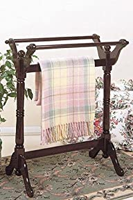 Blanket Rack, 32.5″x25″x16.5″, CHERRY