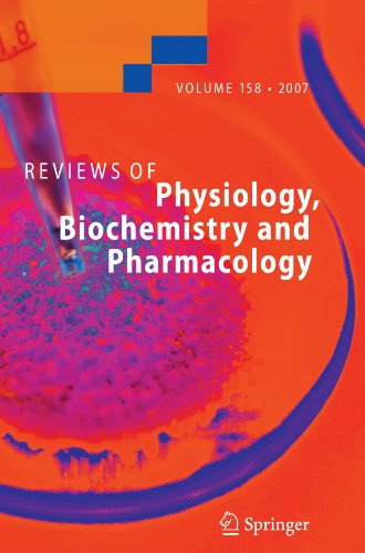 Reviews of Physiology, Biochemistry and Pharmacology 158