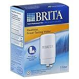 Brita Faucet Replacement Filter, 1 filter