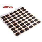 Bike Bicycle Tire Tyre Rubber 48 Patches Repair Kit New