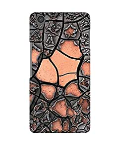 Pick Pattern Back Cover for OnePlus X