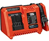 Black & Decker L2AFCBST Lithium Ion Fast Charger with Flash Charge