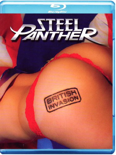 British Invasion [Blu-ray] (British Invasion Steel Panther compare prices)