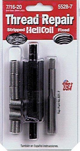 Helicoil 5528-7 7/16-20 Inch Fine Thread Repair Kit