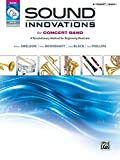 Sound Innovations for Concert Band, Bk 1: A Revolutionary Method for Beginning Musicians (B-Flat Trumpet) (Book, CD & DVD)