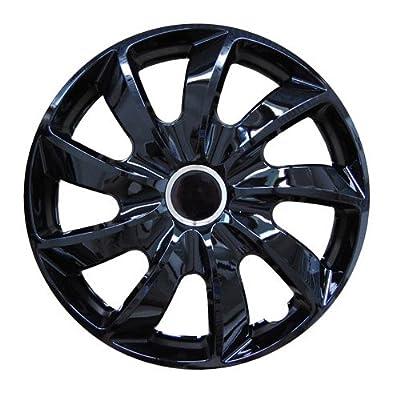 Radkappen STICK Schwarz 16 Zoll passend für Hyundai Lantra, Matrix, Santamo, Sonata von Et bei Reifen Onlineshop