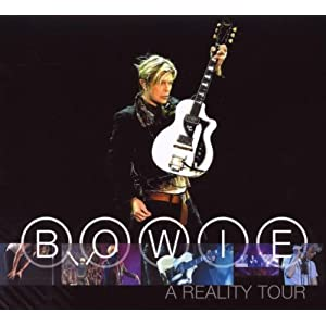 David Bowie : A Reality Tour affiche