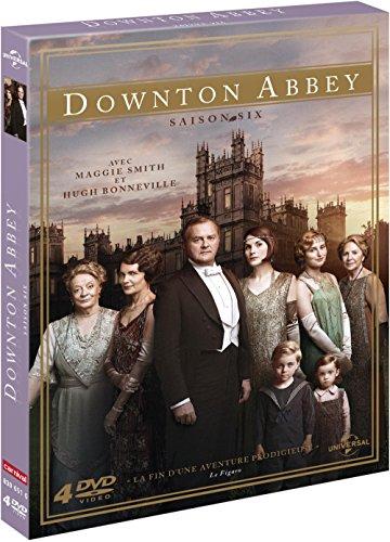 Downton Abbey - Saison 6 [Edizione: Francia]