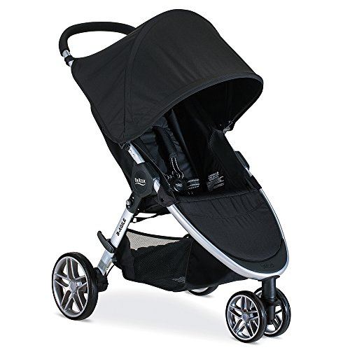 Read About Britax 2016 B-Agile Stroller, Black