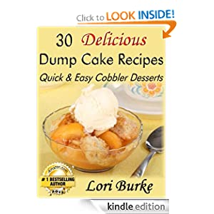 30 Delicious Dump Cake Recipes Lori Burke