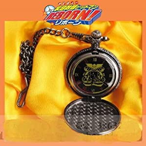 Hitman Reborn Cosplay Costume Accessories -Pocket Watch