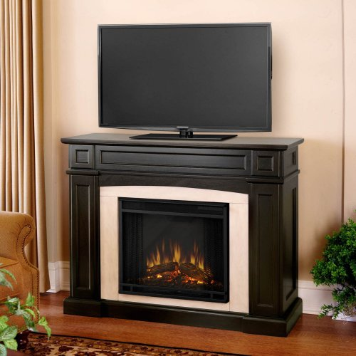Real Flame 3710E-Dw Rutherford Electric Fireplace