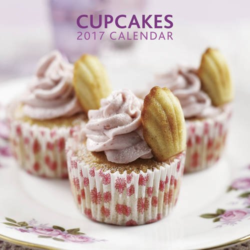 2017 Calendar: Cupcakes