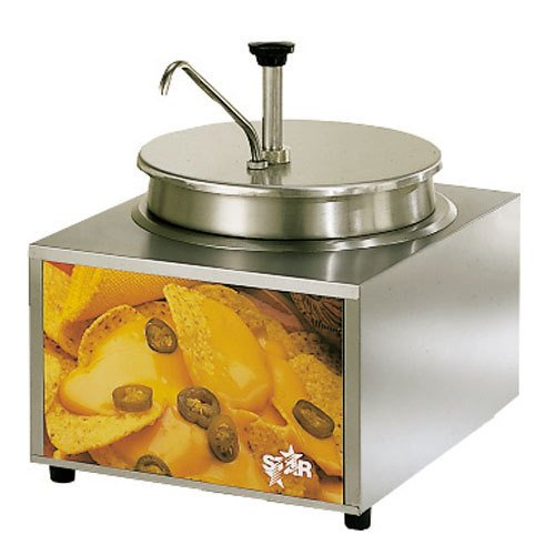 Star 11WLA-P CUL Heat & Serve Cheese Warmer