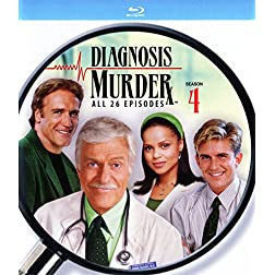 Diagnosis Murder// Season 4 [Blu-ray]