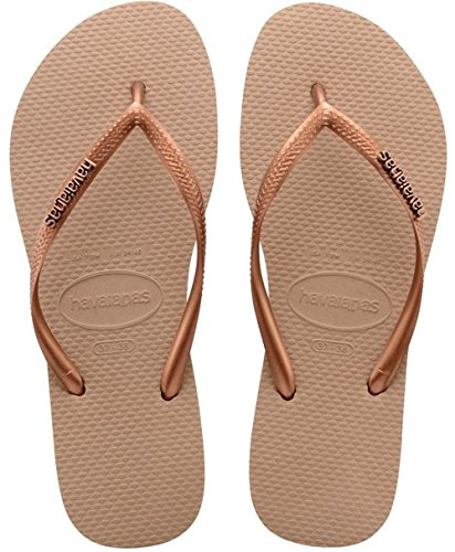 hawaianas-slim-logo-metallic-damen-zehentrenner-rosa-rose-dark-copper-8547-37-38-eu-35-36-br