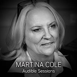 FREE: Audible Sessions with Martina Cole Speech