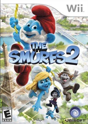 The Smurfs 2 - Nintendo Wii - 1