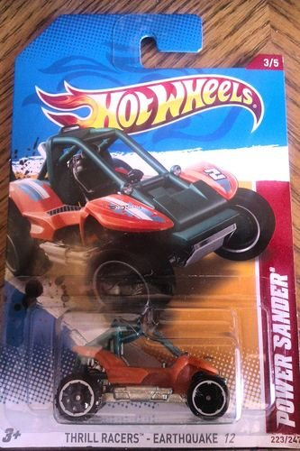 Hot Wheels Power Sander (Thrill Racers '12) - 1