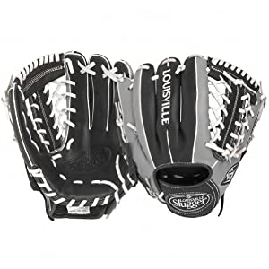 Buy Louisville Slugger 12-Inch FG Omaha Select Baseball Infielders Gloves by Louisville Slugger