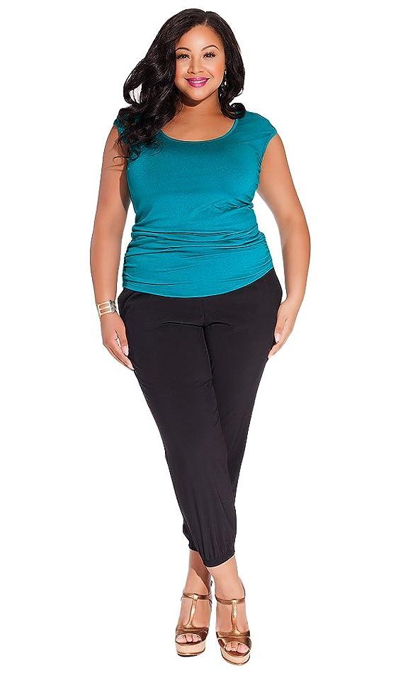 IGIGI Women's Plus Size Andrea Pants