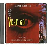 Vertigopar Bernard Herrmann