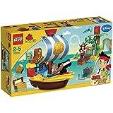 LEGO DUPLO 10514: Jake's Pirate Ship Bucky