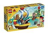 レゴ デュプロ ジェイクとネバーランドのかいぞくたちジェイクの海賊船バッキー 10514