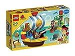LEGO DUPLO 10514: Jake's Pirate Ship...