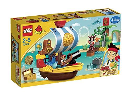 Lego Duplo Jake 10514 – Piratenschiff Bucky