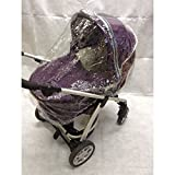 New Raincover For Mamas And Papas Urbo Carrycot (198)