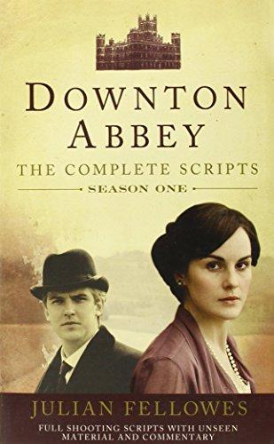 Downton Abbey: Series 1 Scripts (Official) PDF
