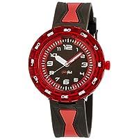[フリック フラック]FLIK FLAK キッズ腕時計 Full Size(フルサイズ) GET IT IN RED !(ゲット・イット・イン・レッド) ZFCSP015 ボーイズ 【正規輸入品】