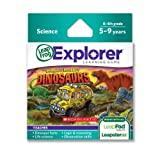 LeapFrog Explorer Scholastic The Magic School Bus Dinosaurs Learning Game