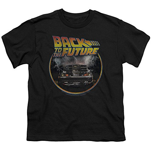 Back To The Future Back Big Boys Shirt