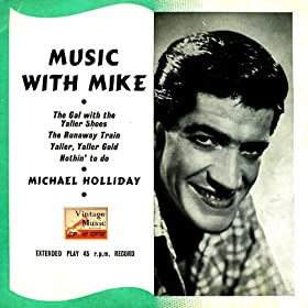 """Vintage Pop N� 74 - EPs Collectors """"Music With Mike"""""""