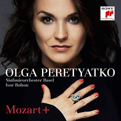 CD : OLGA PERETYATKO - SINFONIEORCHESTER BASEL - Mozart (CD)