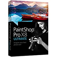 Corel Paintshop Pro X8 Ultimate