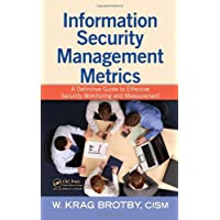 Information Security Management Metrics: A Definitive Guide to Effective Security Monitoring and Measurement