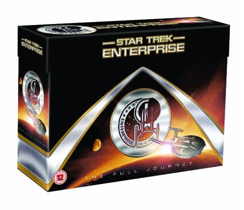 Star Trek: Enterprise - Complete [DVD]