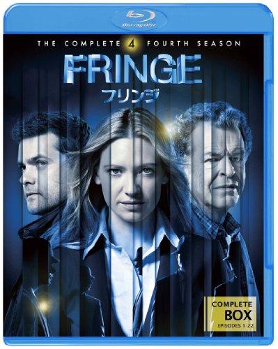 FRINGE/フリンジ <フォース> コンプリート・セット(4枚組) [Blu-ray]
