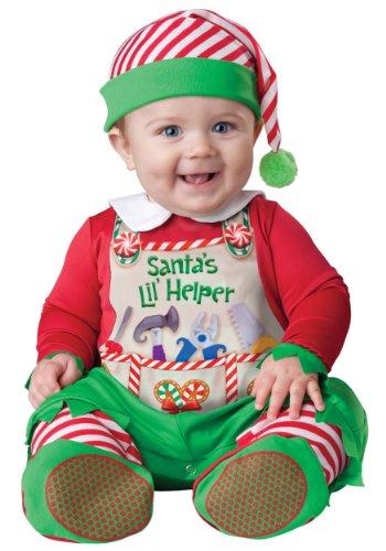 Baby Boys' Santa'S Li'L Helper Costume 12 - 18 Months front-919649