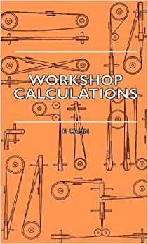 Workshop Calculations Tables And Formulae