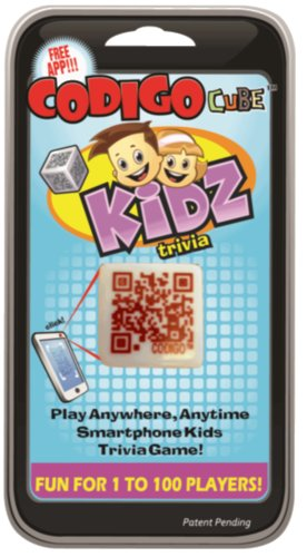 Codigo Cube Kidz Trivia for iPhone, iPad, iTouch and Android