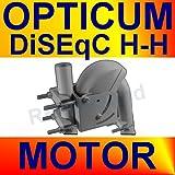 Opticum MH 1 DiseqC 1.2/1.3 SAT Motor FullHD / HDTV / 3D tauglich NEU
