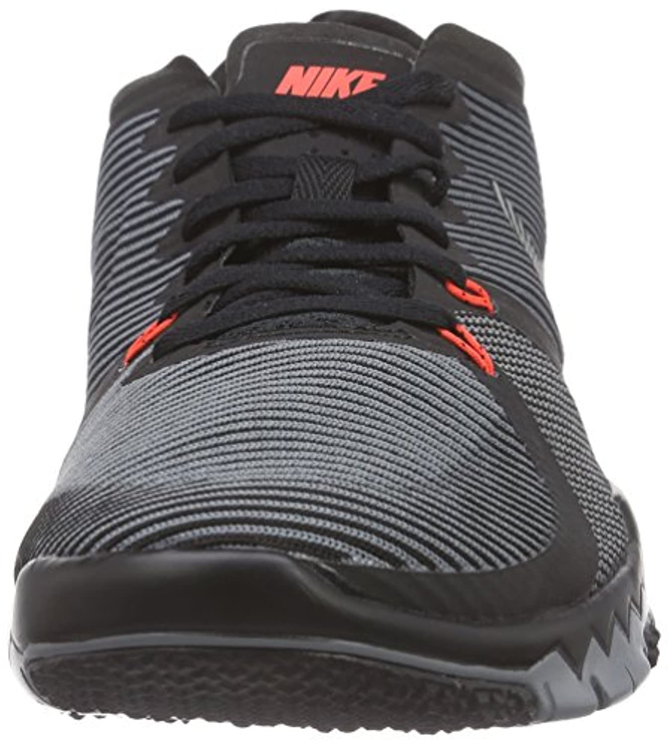 603d7a07940ce ... Nike Mens Free Trainer 3.0 V4 Training Shoes Black Cool Grey 749361-001  Size ...