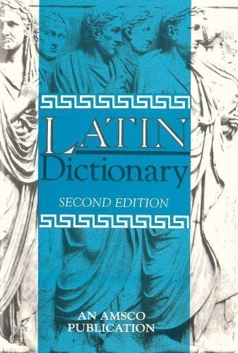 The New College Latin And English Dictionary Paperback 63,000 Words