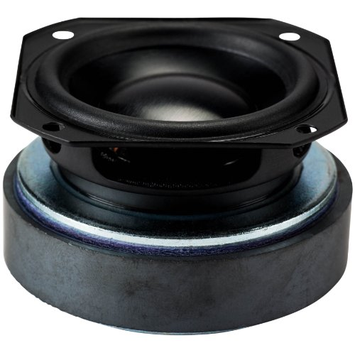 "Tymphany Pls Series 50F25Al01 2"" Aluminum Full Range Speaker"