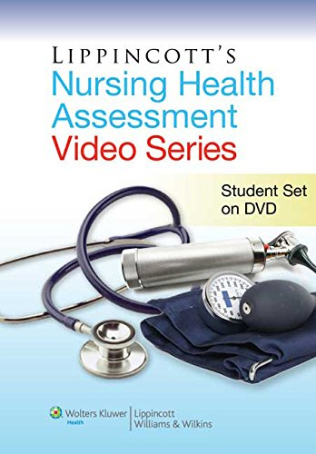 Jensen 2e CoursePoint; plus LWW Nursing Health Assessment Video Package купить