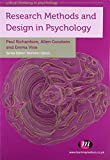 img - for Research Methods and Design in Psychology (Critical Thinking in Psychology Series) book / textbook / text book